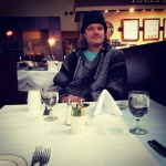 At the table in Bellevue