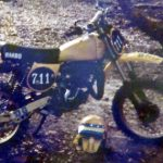 Suzuki RM80 from around 12-14 years old