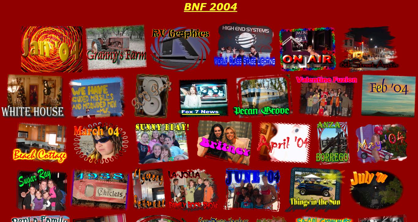 screenshot and link to 2004 early bnf pages