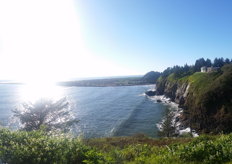 Cape Disappointment from the lighthouse
